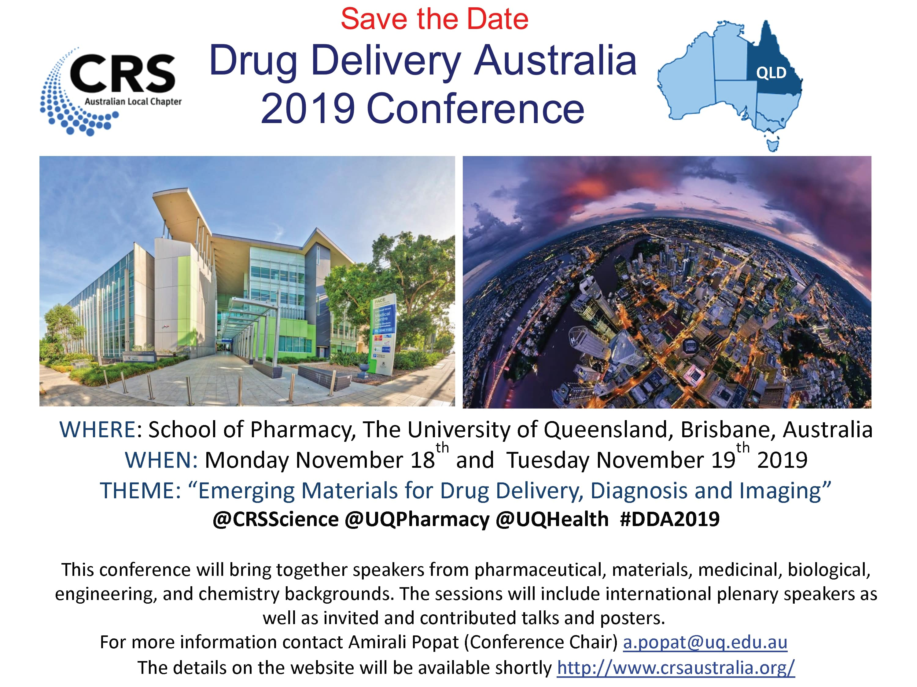 2019 Australian Chapter Conference